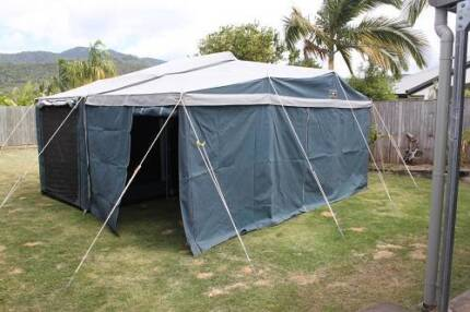 Camper trailer TENT Trinity Beach Cairns City Preview
