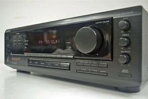 SONY RECEIVER W/ORIGINAL REMOTE AND PHONO INPUT