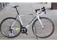 2014 Boardman Pro Carbon SLR (Carbon Fibre Road Bike) - Full Ultegra groupset + Ultegra Wheels