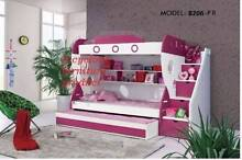 bunk bed and trundle bed Huntfield Heights Morphett Vale Area Preview