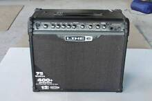 LINE 6 75 Watt Spider III Guitar Amp Amplifier with Presets Coorparoo Brisbane South East Preview