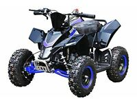 kids quad 50cc lesss than 1hrs use