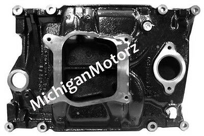 MerCruiser 4.3L 4 barrel Intake Manifold (1996-Later) with gaskets - 824330T1