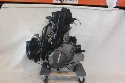 Ducati Multistrada 1200S Pikes Peak '16 Engine Motor 1,328 Guaranteed 2BWG015389