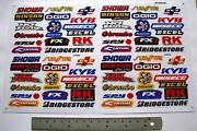 RC Truck Stickers