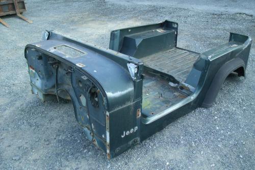 Yj Tub Car Amp Truck Parts Ebay