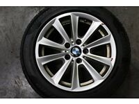 4x BMW Winter Wheels fits 5 series F10 F11 F12