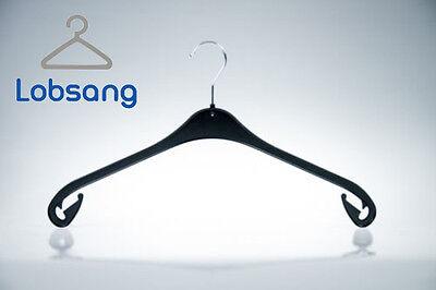 50 Kunststoff Kleiderbügel NA 47cm drehbare Garderobe Hemdenbügel Wäschebügel