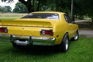 1970-1976 Plymouth Duster and Dart Sport Rear Spoiler Belleville Belleville Area image 5