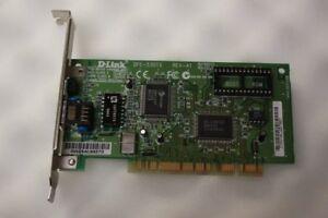DFE-530TX Rev-A1 10/100 LAN PCI Network Ethernet Card