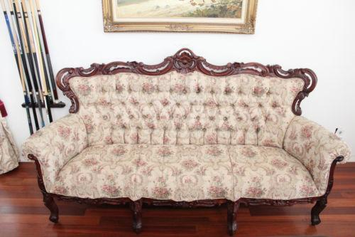 - French Provincial Sofa EBay