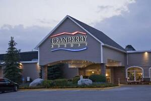 2 Bdrm Condo - Cranberry Resort - Sleeps 6!