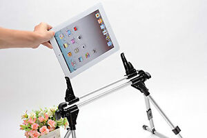 Universal Tablet Bed Frame Holder Stand, Trade Show, Exhibition