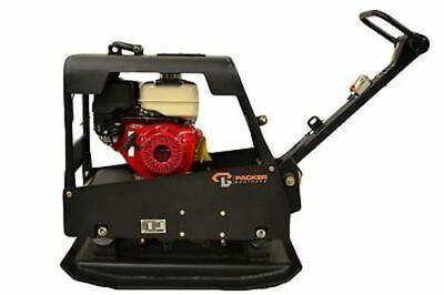 Packer Brothers Hydraulic Reversible Plate Compactor 570 Lbs. Pb570h Honda Gx270