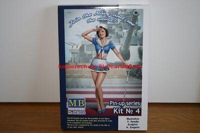 Master Box LTD MB24004 1/24 Pin-up Suzie