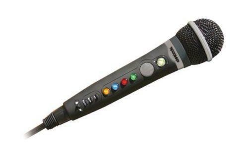 how to connect band hero microphone for ps3