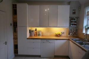High Gloss Kitchen Ebay
