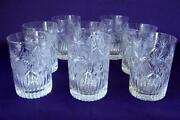 Cut Crystal Glasses