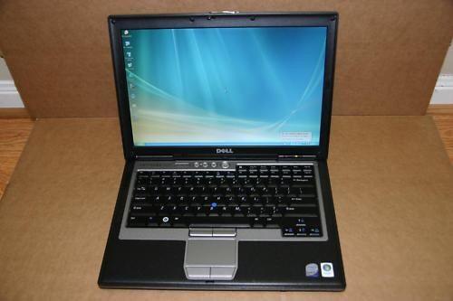 Lot 2 Dell Latitude D620 Core  Duo 1.8GHZ, 2GB, 60GB DVD/CDRW Win XP Serial Port