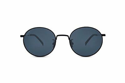 Diff Eyewear - Daisy - Round Glasses Stainless Steel Frames 100% Sun Protection