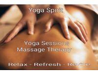 Spiritual Wellness Yoga and Massage Therapies