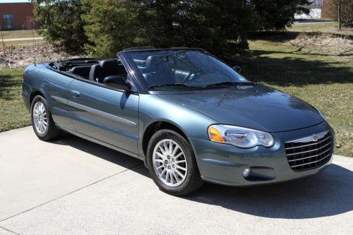 Chrysler Sebring Ebay