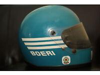 Boeri 1970s helmet wanted