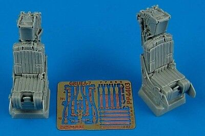 Aires 1/48 M.B. GRUEA-7 ejection seats * 2 4403
