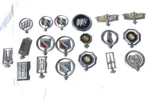 1950 Buick ( Gun Sight ) Hood ornament | I have loved ... |Vintage Buick Hood Ornaments