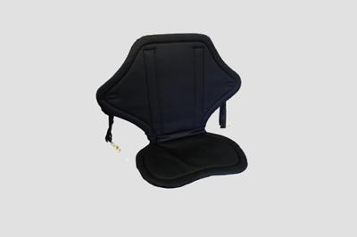 Kanusitz Sitzkissen sehr robust Sitzpolster für Kajak mit Gewebekaschierung
