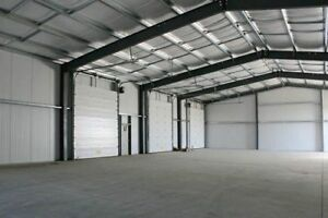 Wanted: Large Commercial space North-end Barrie/Midhurst area