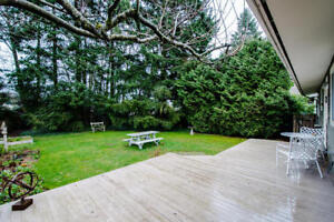 Beautiful WhiteRock/South Surrey Home for Rent
