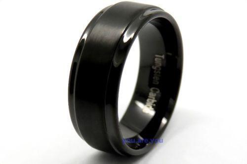 mens wedding bands 9mm ebay
