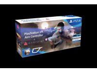 FARPOINT & SONY PLAYSTATION VR AIM CONTROLLER - PSVR - NEW