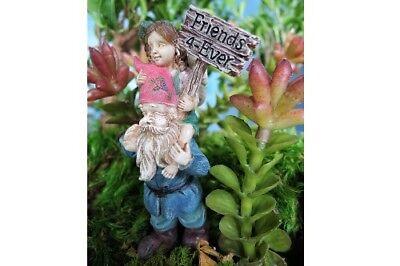 Miniature Dollhouse FAIRY GARDEN - Ellie and Digby - Accessories for sale  Des Plaines