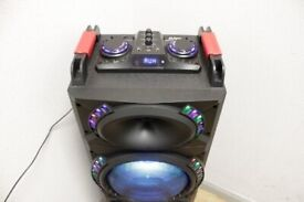 Bluetooth Speaker Partystup 210 Collection Only