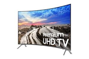 NewSamsung  Curved 65-Inch 4K Ultra HD Smart  at the best price