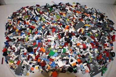 Kyпить 2 POUNDS OF LEGOS Bulk lot Bricks parts pieces 100% Lego Star Wars, City, Etc. на еВаy.соm