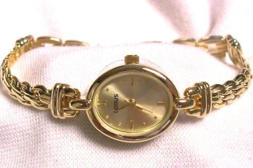 Ladies 14kt Gold Seiko Watch Ebay
