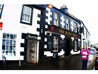 Experienced Bar and Restaurant Staff - The Black Bull