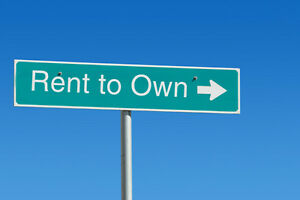 Rent to Own Program - You choose it, I'll buy it for you!!!
