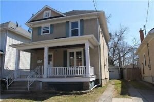 4 Chaplin Ave.  St. Catharines - Home For Rent.