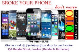 Cheapest Cellphone Repairs in london