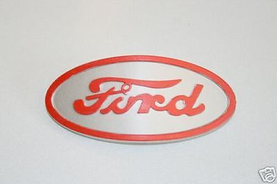 Ford 8n Tractor Hood Emblem Replaces 8n16600b