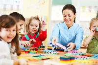 Available Now :Brampton's Reliable Home Daycare at Bovaird W