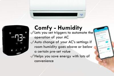 Cielo Breez Plus Smart Air Conditioner Remote Controller/Thermostat