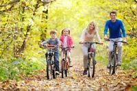 Bike Riding Lessons - Learn in 1 to 2 Lessons