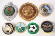 Football Pin Badges Collections