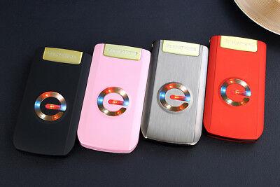 "Hot G3 Global Unlocked Mobile Phone Dual Band Dual SIM Card Flip Cell Phone 2.4"""