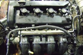 Ford Focus /C-Max 1.8 Petrol Engine QQDA / QQDB Engine 2007 55,000 miles
